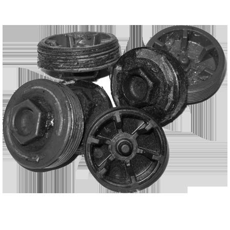 Пластиковые заглушки рулевой рейки