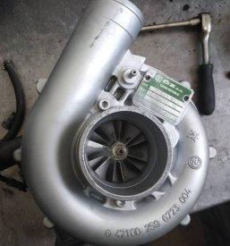 После ремонта турбины